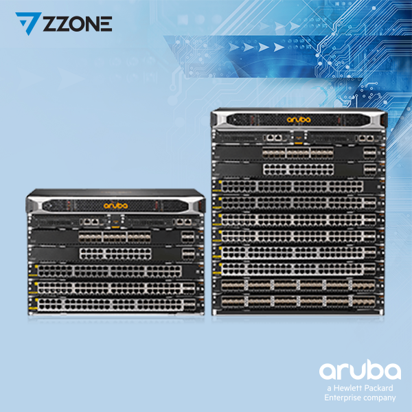 ARUBA CX 6400 SERIES
